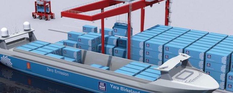 Transforming technology and the shape of shipping in 2030