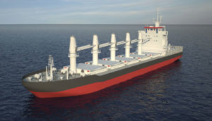 Lowongan Kapal Buk Carrier