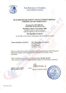 Seaferer Recruitment (Indo Bryant Maju)